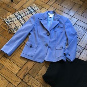 Carlisle Powder Blue Blazer
